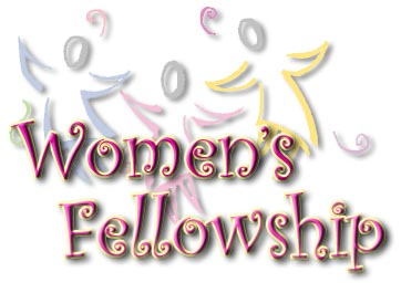 Image result for Women's Fellowship Clip Art